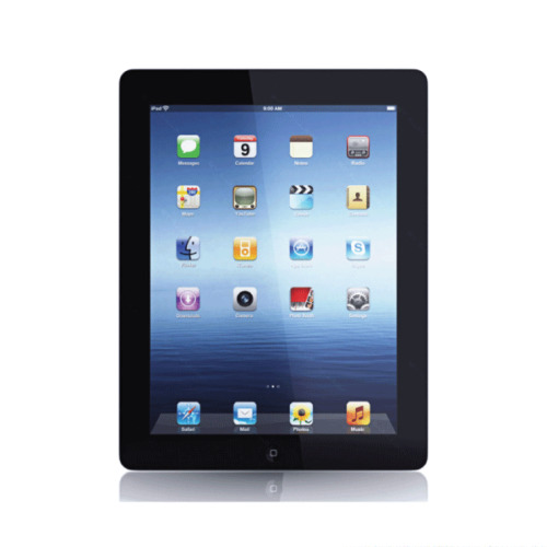 Apple iPad 4th Gen. A1459 64GB WIFI + Cell Black Tablet | A-Grade 6mth Wty