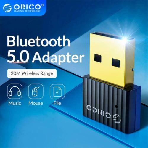 ❤ ORICO USB Bluetooth 5.0 Adapter Dongle for Mobile/Desktop/Printer/Game Pads
