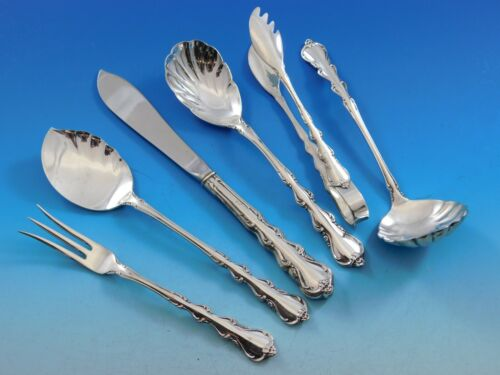 Angelique by International Sterling Silver Essential Serving Set Small 6-pc