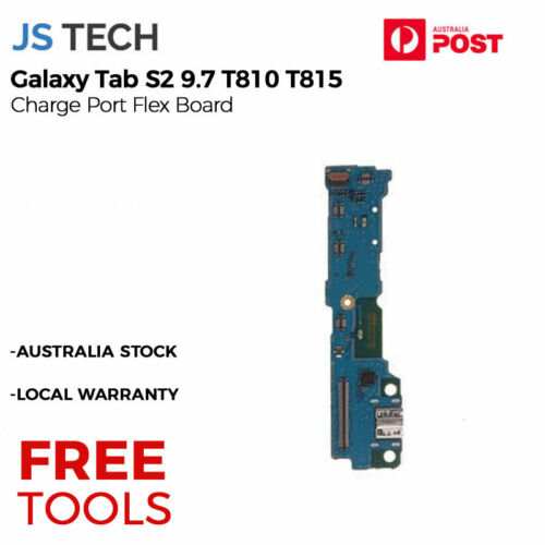 New Charging Charger Port Flex Board Replacement for Galaxy Tab S2 9.7 T810 T815