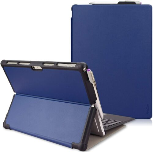 Microsoft Surface Pro Protective Case Slim Light SmartCover StandCase Protective
