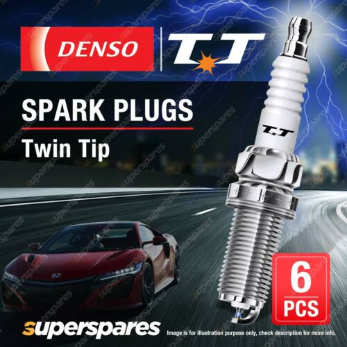 NGK IRIDIUM SPARK PLUGS FOR FORD TERRITORY SY SZ 4.0L 6CYL IFR6T11 x6