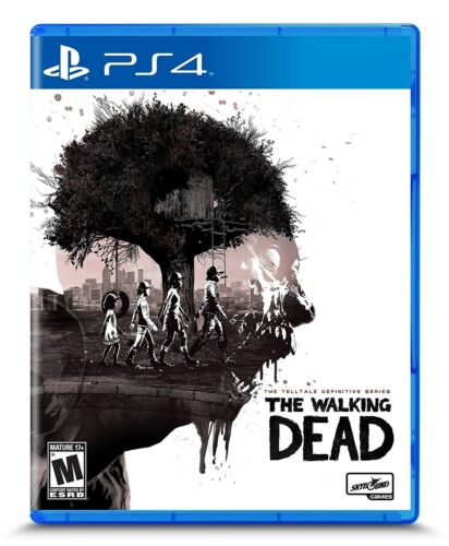 The Walking Dead: The Telltale Definitive Series PS4 Playstation 4 Brand New
