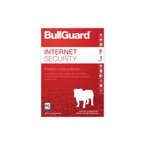 Bullguard Oem 3Pc 1 Year Internet Security