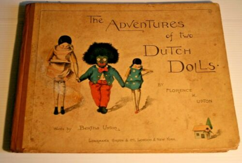 8/26 Upton B.- THE ADVENTURES OF TWO DUTCH DOLLS