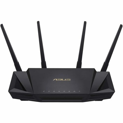 Asus - RT-AX58U - AX3000 Dual Band WiFi Router