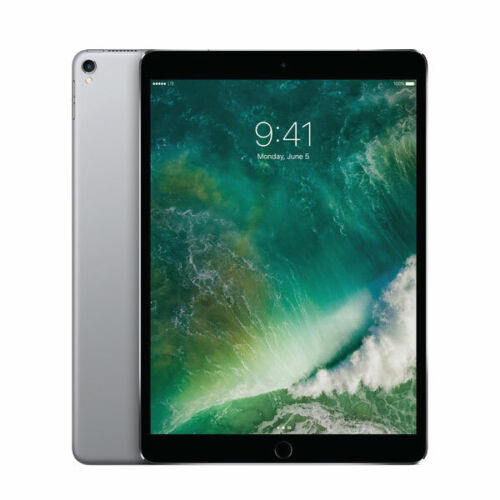 "Apple iPad Pro 2017 A1701 10.5"" 64GB WIFI Space Grey Tablet 