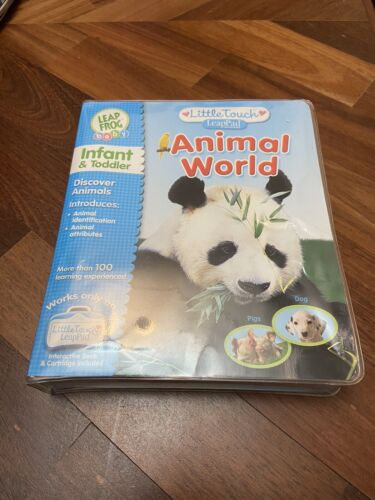 LittleTouch LeapPad: Animal World 2003