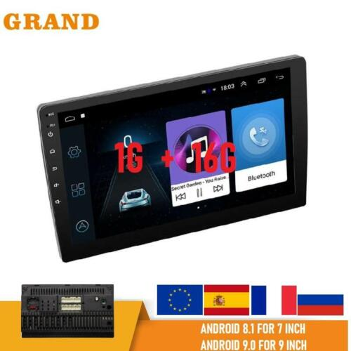 2 Din Android 9.1 Touch Screen Car Radio Multimedia GPS Video Player Navigation