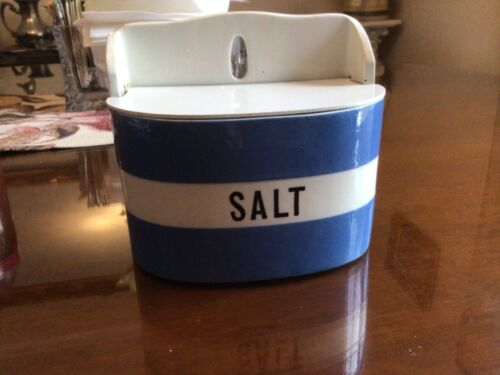 TG Green and Co  Cornish kitchen ware salt container ,box ,pig .