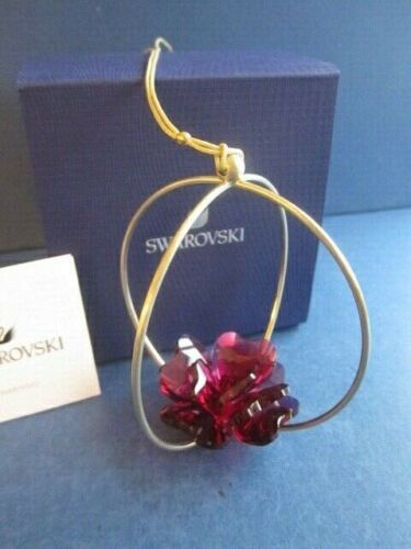 Swarovski Garden tales Rose ball ornament large 5557805