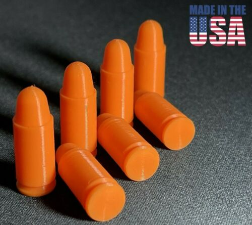 9mm Dummy Rounds, Snap Caps -- Firearms Dry Fire Ammo for Training **Made in USASnap Caps - 177882