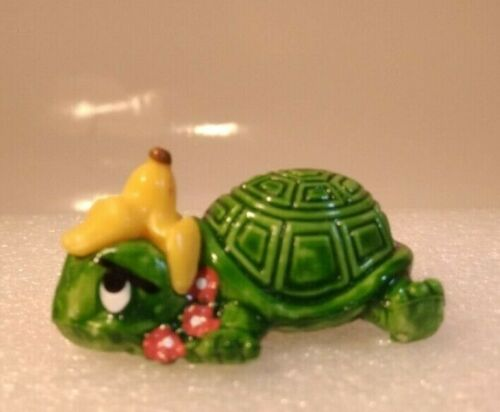 Kinder Surprise / Tiny Tortues / Tortue Bananas n° 6 /1993