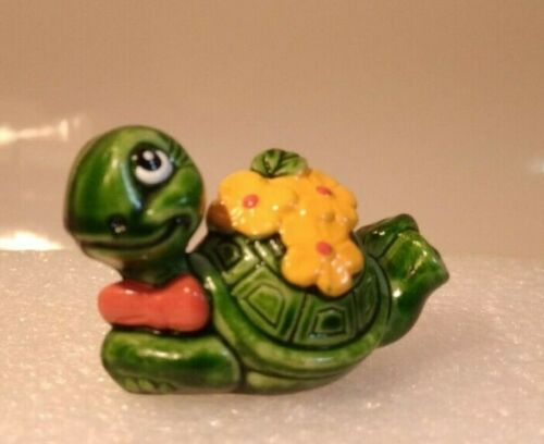 Kinder Surprise / Tiny Tortues / Tortue Dandy n° 7 /1993