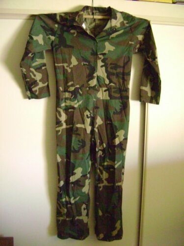 CAMMO OVERALLS, obsolete foreign pattern. EXTRA LARGE. (RELISTED)Surplus - 36075