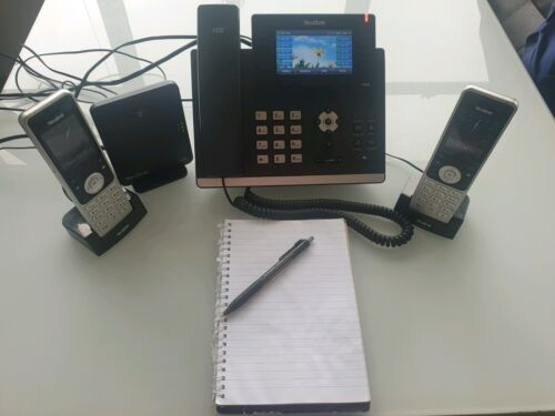 Small Business or Home Yealink Voip Phone System
