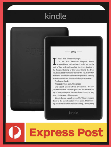 NEW Kindle Paperwhite eReader | 8GB Black