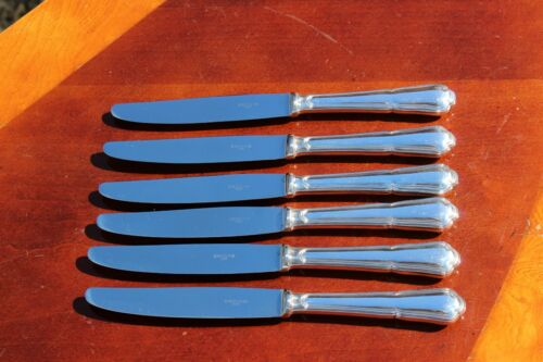 ERCUIS Contour Victoria Dessert Knives a Set of Six