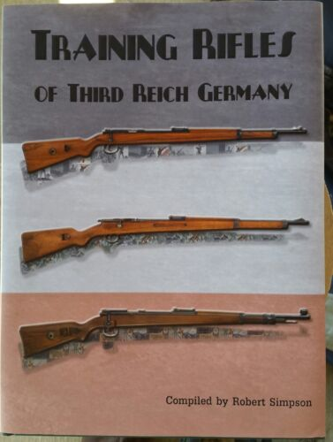 Training Rifles of Third Reich Germany GUN BOOK NEW L@@K military weapons NICE Price Guides & Publications - 171192