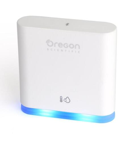 Oregon Weather + Advanced Bluetooth Temperature and Humidity Sensor for Smart Ph