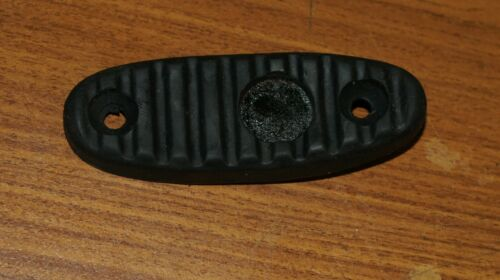 Rubbered Ribbed Buttplate and trapdoor   Russian  USSRReproductions - 156443