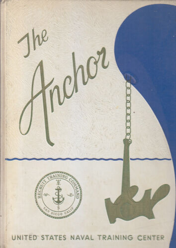 C1 USA The ANCHOR Yearbook United States Naval Training Center San Diego 68 155