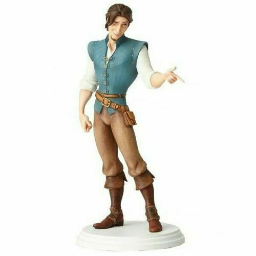 ENESCO FLYNN RIDER MAQUETTE 4058286 DISNEY ARCHIVES COLLECTION RAPUNZEL TANGLED