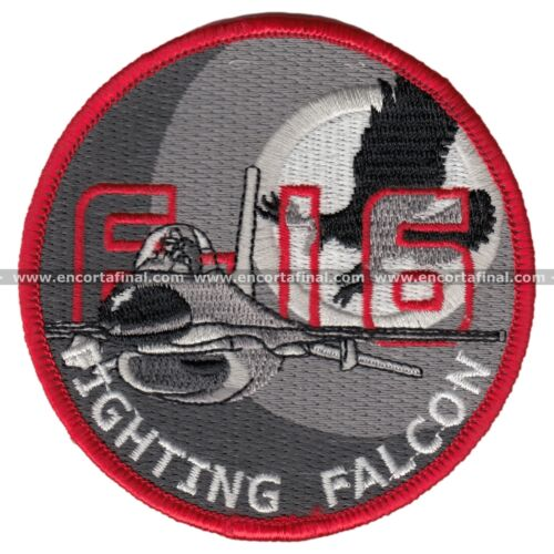 F-16 Fighting Falcon - ECF Patch 1962Parches - 4725