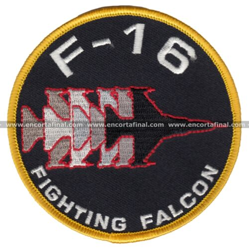F-16 Fighting Falcon - ECF Patch 1964Parches - 4725