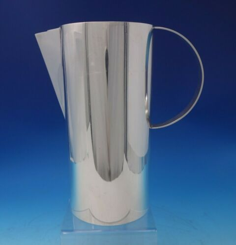 Swid Powell Collection by Guido Galbiati Sterling Silver Martini Pitcher (#5200)