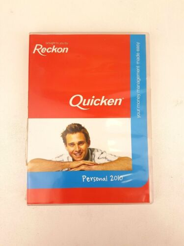 RECKON QUICKBOOKS PERSONAL 2010 ACCOUNTING SOFTWARE SINGLE USER FULL VERSION