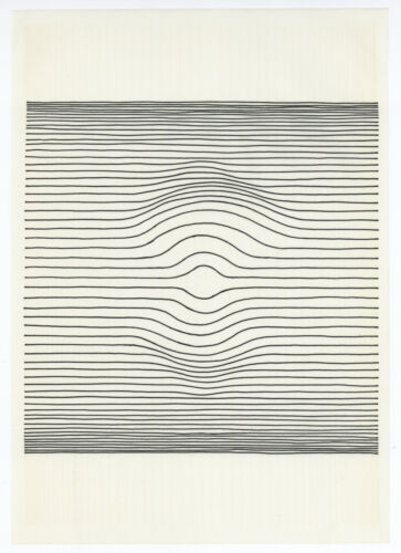 Victor Vasarely screenprint - edition of 450 - 211701