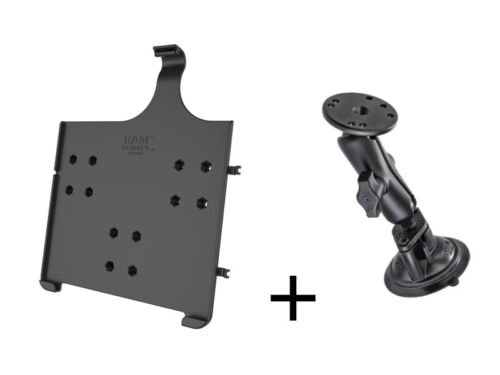 """RAM Suction Cup Mount w/Standard Arm for iPad Pro 12.9"""", 3rd & 4th Generation"""