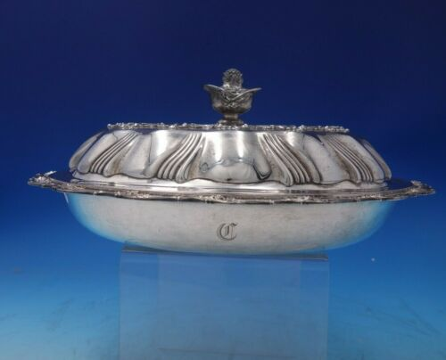 Richelieu by Tiffany and Co Sterling Silver Vegetable Bowl Covered (#5312)