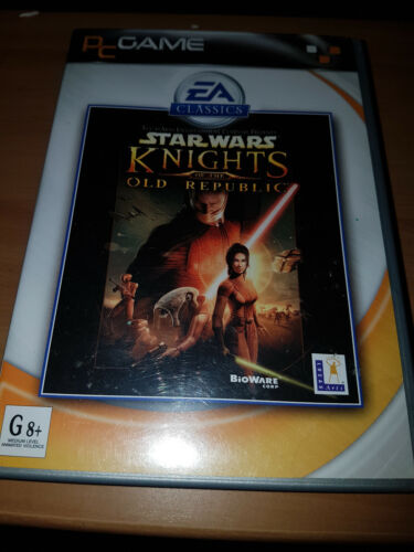 starwars knights of the old republic pc game