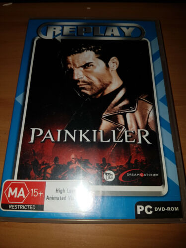 painkiller replay  pc game