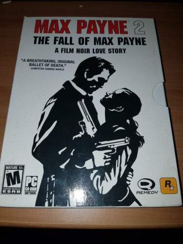 max payne 2 pc game the fall of max payne