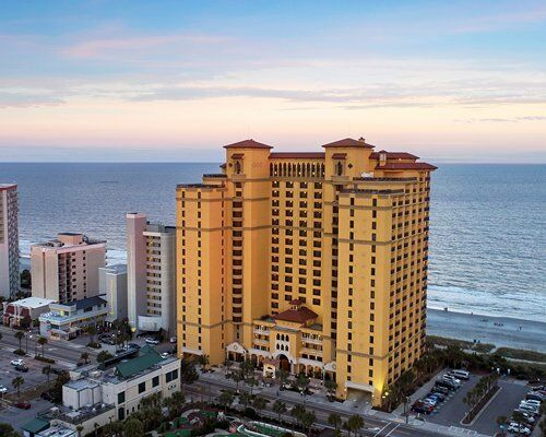 HILTON GRAND VACATIONS ANDERSON OCEAN CLUB, 4,200 EVEN POINTS, TIMESHARE SALE <br/> MYRTLE BEACH, SC!! - GOLD SEASON - 2022 USAGE!!