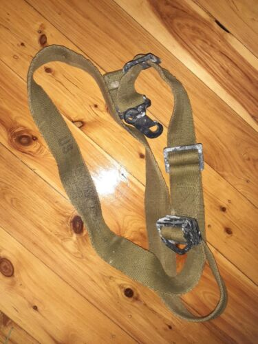 Vietnam War Dated US Army individual load  carrying Strap 1961 - 1975 (Vietnam) - 36060