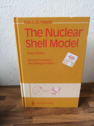 The Nuclear Shell Model Heyde Disquette 1994 Springer