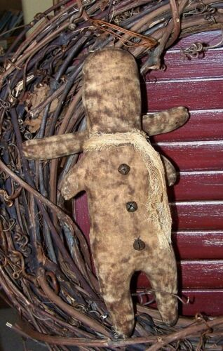 PRIMITIVE EARLY STYLE GINGER ANGEL EASY MAILED PATTERN!! PERFECTLY PRIM!!