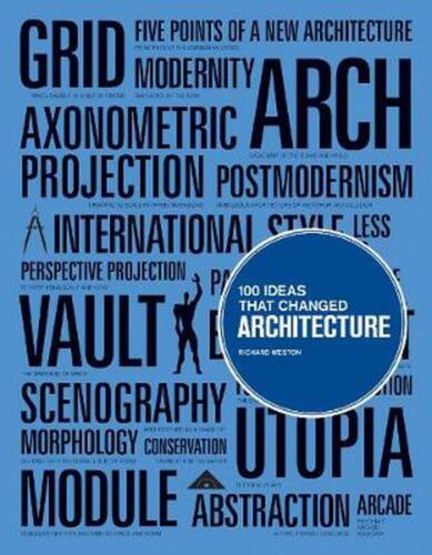 100 Ideas that Changed Architecture by Richard Weston (English) Paperback Book F
