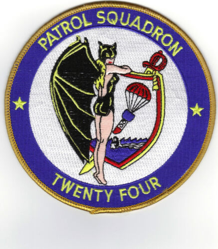 VP-24 (US Navy Squadron Patch)Navy - 66533