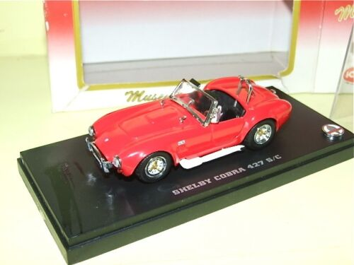 FORD SHELBY COBRA  427 S/C Rouge KYOSHO 03011R