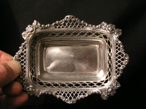 ANTIQUE STERLING 'WILLIAM CHAMPION'LONDON 1780's-1800'S