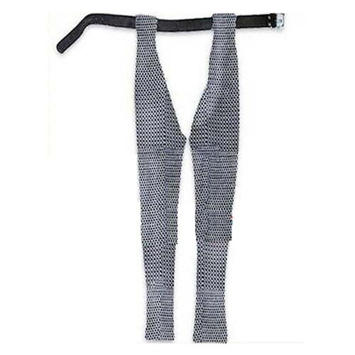 Large Chainmail Leggings Medieval Knight Battle Ready Leg Butted Chain Mail Legs