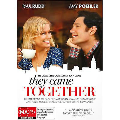 They Came Together (DVD, 2014) Australian Stock