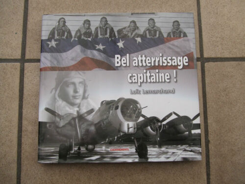 """LIVRE """"BEL ATTERRISSAGE CAPITAINE ! """" LOIC LEMARCHAND EDITIONS CHEMINEMENTS"""