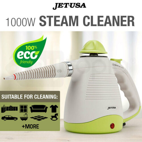 【EXTRA10%OFF】JET-USA Portable Steam Cleaner Multi-Purpose High Pressure <br/> 10% OFF. Use code MYTTAKE10. Ends 01/11. $150 Max disc.