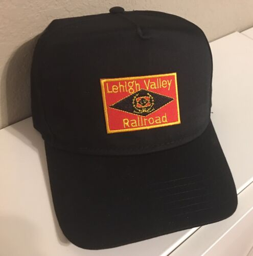 Cap / Hat- (LV)- Lehigh Valley Railroad - #10613   NEW